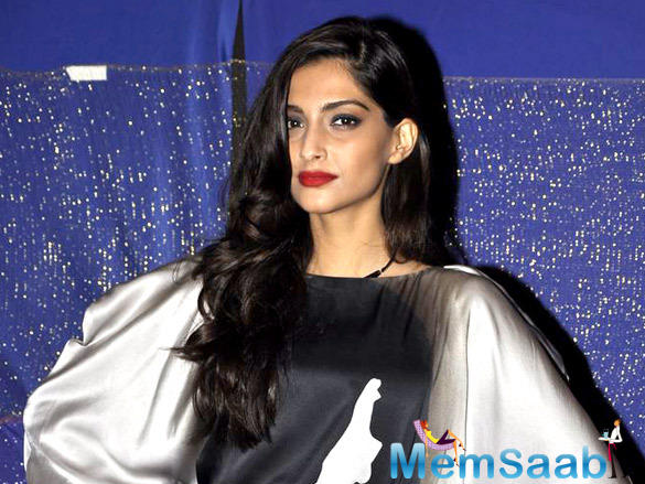 Sonam had flown to Australia recently, especially for IFFM, an annual awards gala that celebrates Indian cinema and honours performers.  Her much-acclaimed film Neerja was screened at the Australian festival.