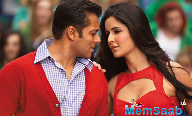We weren't expecting this. Salman Khan took Twitter and urged his fans to watch the Dream team concert which includes his ex-ladylove, Katrina Kaif.