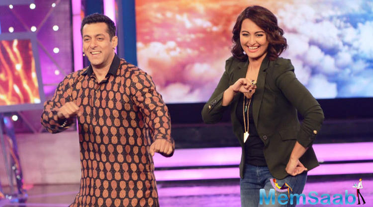 After a lot of buzz, Arbaaz Khan said, it's not completely true that Sonakshi is not going to be part of Dabangg 3