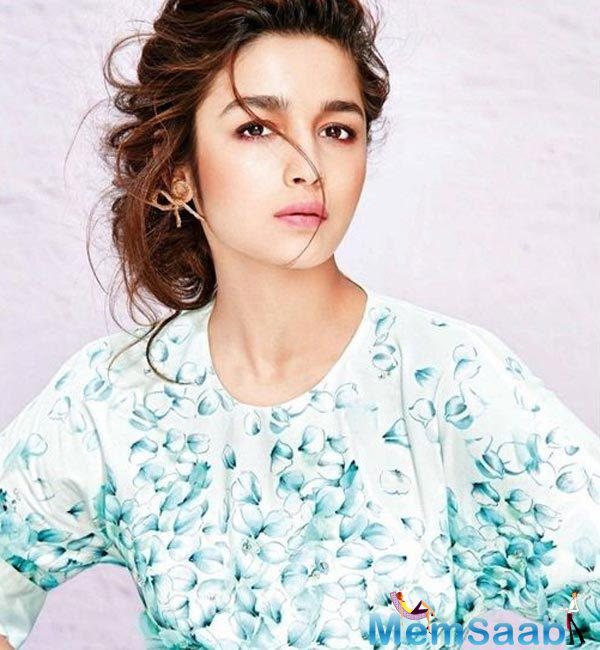 In her five-year career, 23-year-old Alia has garnered rave reviews for her acting and also got commercial success too