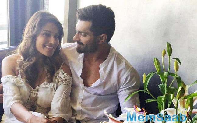 For the uninitiated, Bipasha married her Alone co-star Karan Singh Grover on April 30, this year.As per the latest reports, Bipasha Basu and Karan Singh Grover have been approached for MTV's reality show Love School Season 2.
