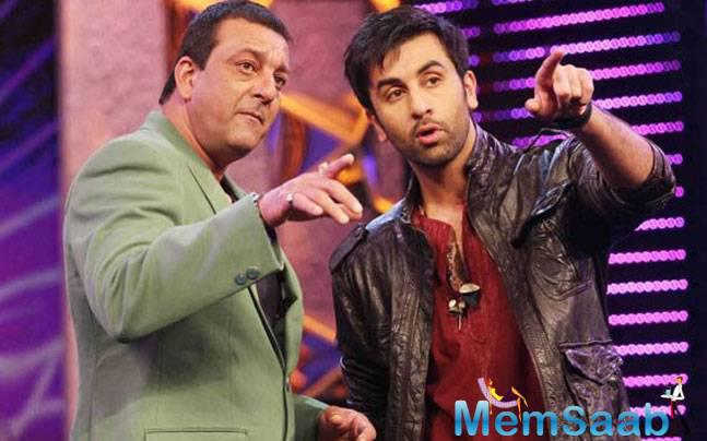 Sanjay Dutt's biopic has already created a huge sensation among the fans  especially because Ranbir Kapoor is portraying him onscreen.