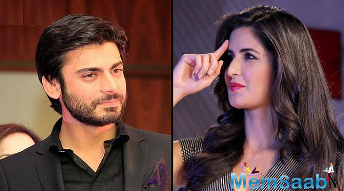 If sources to be believed, Katrina Kaif and Fawad Khan will be seen together onscreen for the first time in Karan Johar's next, which is tentatively titled Raat Baaki.