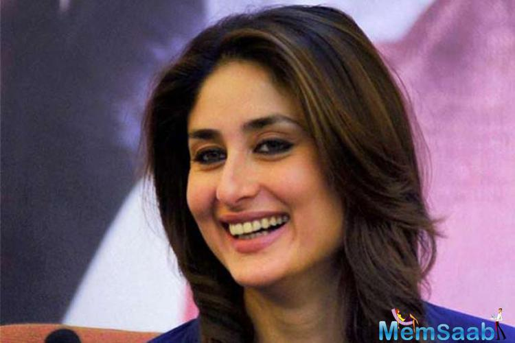 Kareena  Kapoor Khan's latest statement rubbishes all reports about her taking a maternity break post-Veere Di Wedding.Rhea Kapoor's chick flick