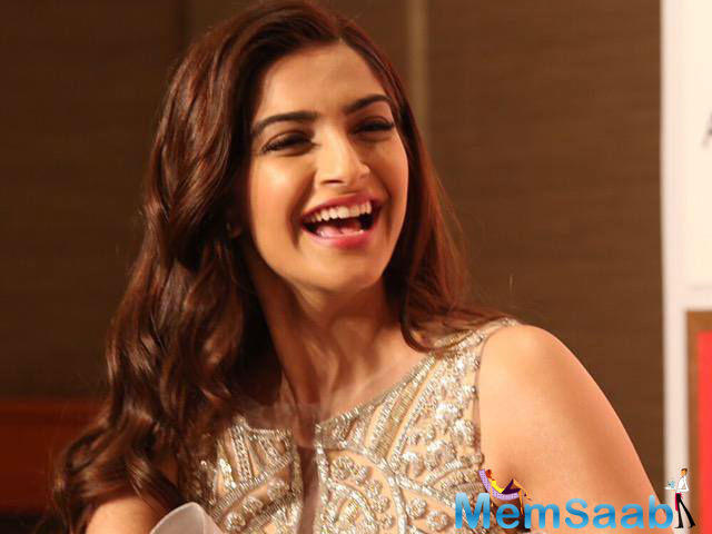 Sonam, who will be playing one of the lead in the Shashanka Ghosh 's chick-flick Veere Di Wedding, said a biopic should be made on Indian track and field athlete P.T Usha.