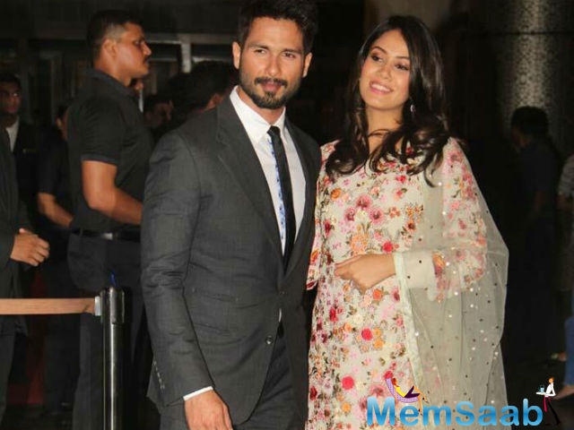 After converting his bachelor pad into a love nest for wife Mira, Shahid Kapoor is now ready for a new change in his life – parenthood. Shahid has not taken up any new projects to be able to spend quality time with Mira.