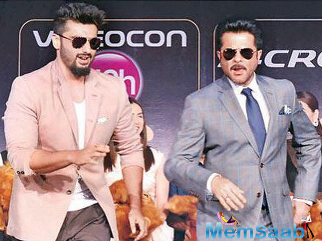 """Arjun also shared his excitement about doing his first out and out comedy, """"I am raring to do a commercial comedy with the jodi that gave us No Entryand Welcome."""""""