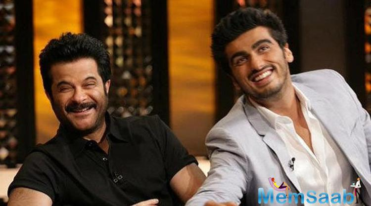 This is the first time that, Arjun and Anil will be roped in a movie, the speculations were rife.