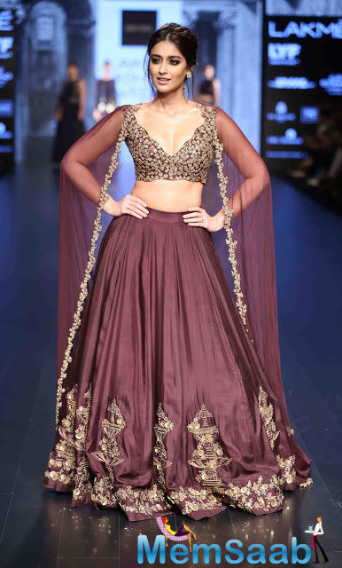 The scene at the Lakme Fashion Week was getting hotter and hotter with one star after the other walking for ace designers.  Lakme Fashion Week 2016 held at The St. Regis Mumbai.