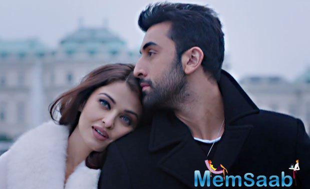 Ranbir and Aishwarya, who has paired first time for ADHM, their chemistry, instantly grabbed our eyeballs.