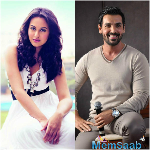 John Abraha, who will share screen space with Sonakshi in Force 2, said Sonakshi is the best action hero.