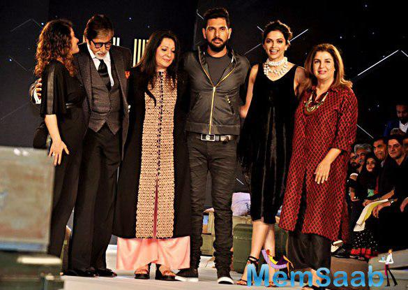 Cricketer Yuvraj Singh has stepped into fashion industry by launching his brand YWC Fashion, in collaboration with fashion designers Shantanu and Nikhil.