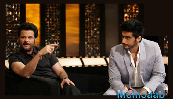 Arjun Kapoor will play the double role and his real life chacha will be seen as his uncle in this movie