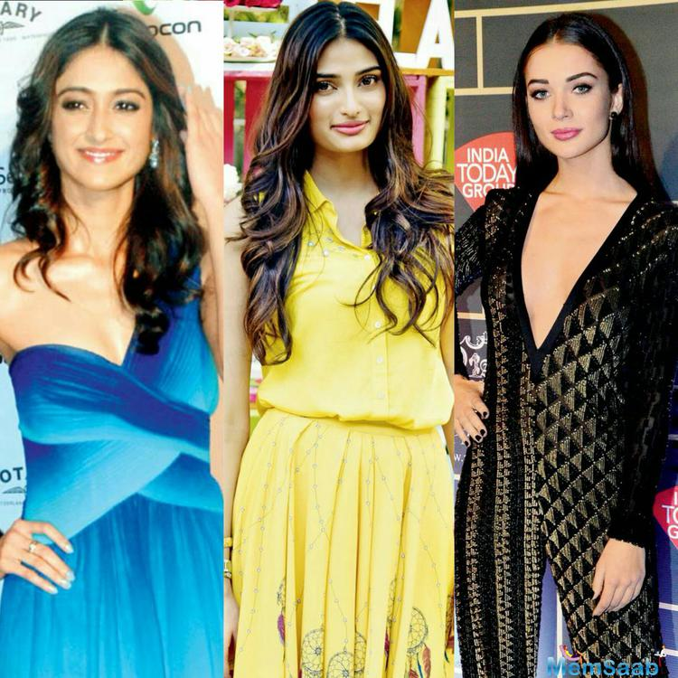 While one report suggests  that Athiya Shetty and Ileana D'Cruz will play the leading ladies in the film, another source says Amy Jackson will be seen as the 3rd leading lady.