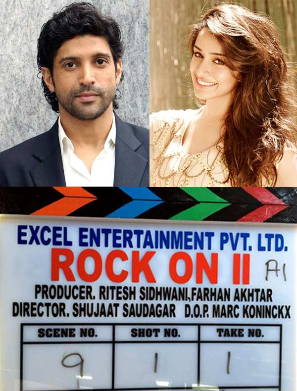 Rock On 2 is one of the most awaited films of 2016. While the rock performances are on a grander scale this time, with some lavish cable-aided sequences.