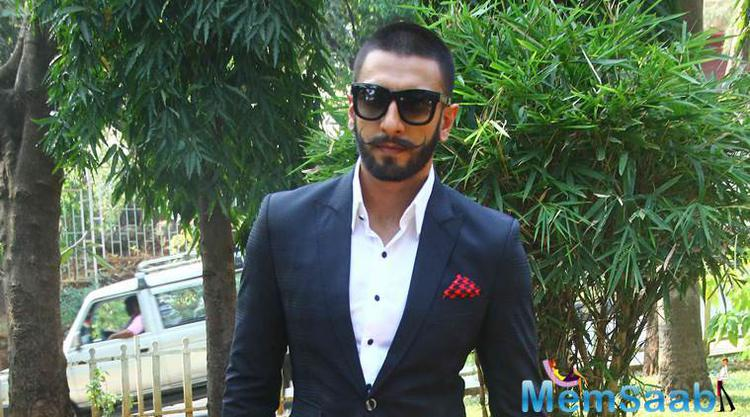 Earlier, we told you how Ranveer Singh might be in Zoya Akhtar's next. Bollywood heartthrob, Ranveer Singh seems to be in a dilemma over his next film.