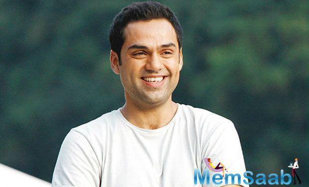 The actor, who was last seen in Aanand L. Rai's production debut movie