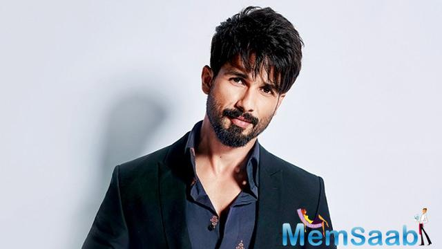 Shahid will be next seen in period romance drama film 'Rangoon' alongside Kangana Ranaut and Saif Ali Khan.
