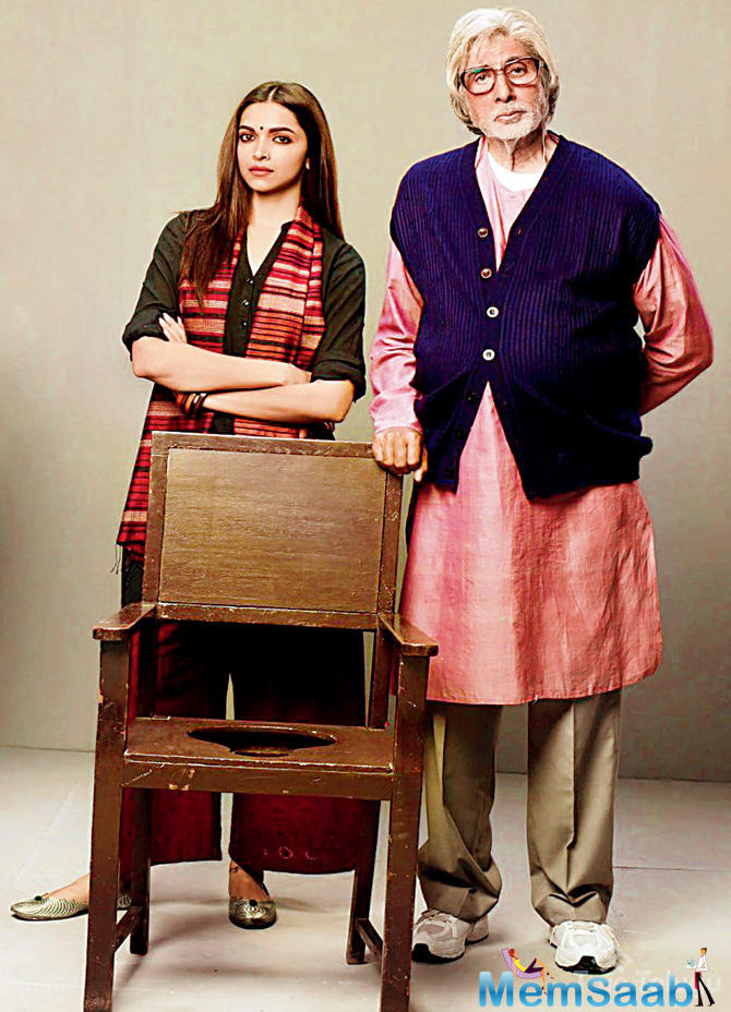 In a recent Interview to a popular Bollywood site Bollywood shahenshah Amitabh had revelaed that he was paid less than Deepika in the film Piku.