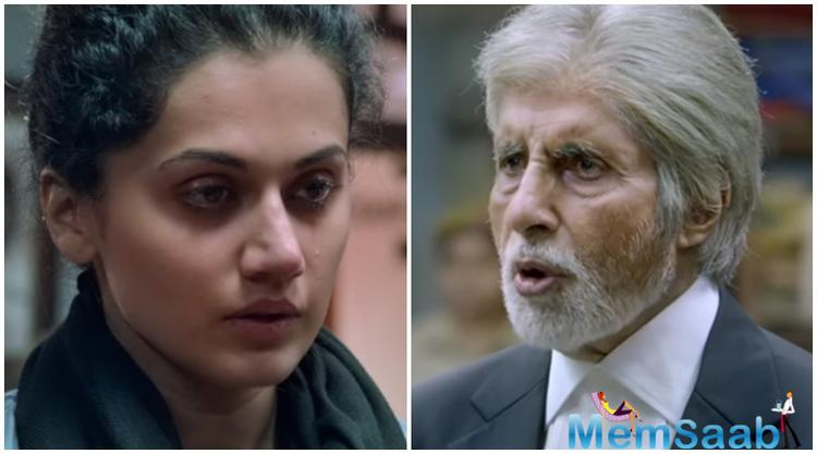 Pink is directed by Aniruddha Roy Chowdhary, it is a thriller based film set in Delhi, is all set to release on September 16.