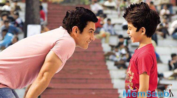 Darsheel Safary, who took on the lead character in the national award winning movie 'Taare Zameen Par', is ready to go steady in a play called 'Can I Help You?'