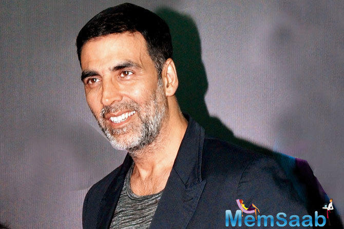 On the other hand Akshay to team up with Bhumi Pednekar in Neeraj Pandey's next Toilet: Ek Prem Katha.
