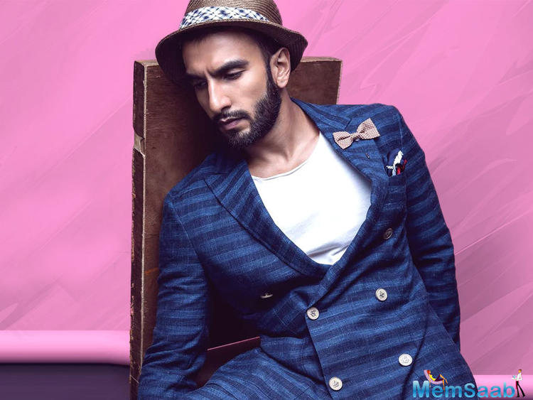 The Global Citizen Festival will be held in India for the first time this year and Ranveer tops the list of Indian performers.