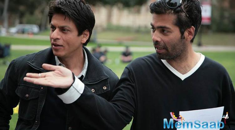 It's officially confirmed that  Karan Johar will roped SRK's cameo in his upcoming film Ae Dil Hai Mushkil..