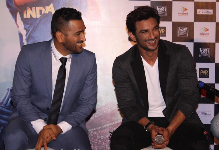 MS Dhoni: The Untold Story is directed by Neeraj Pandey, features Sushant as the Indian cricketer from Ranchi. The film is all set to release on September 30.