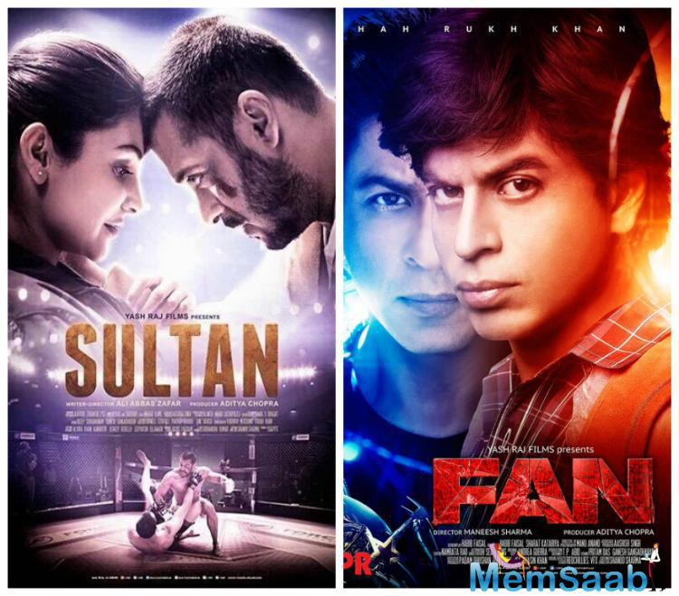 On the other hand, Salman-starrer  record-breaking blockbuster Sultan, which was director by Ali Abbas Zafar, will be screened at the popular Open Cinema section at Busan.