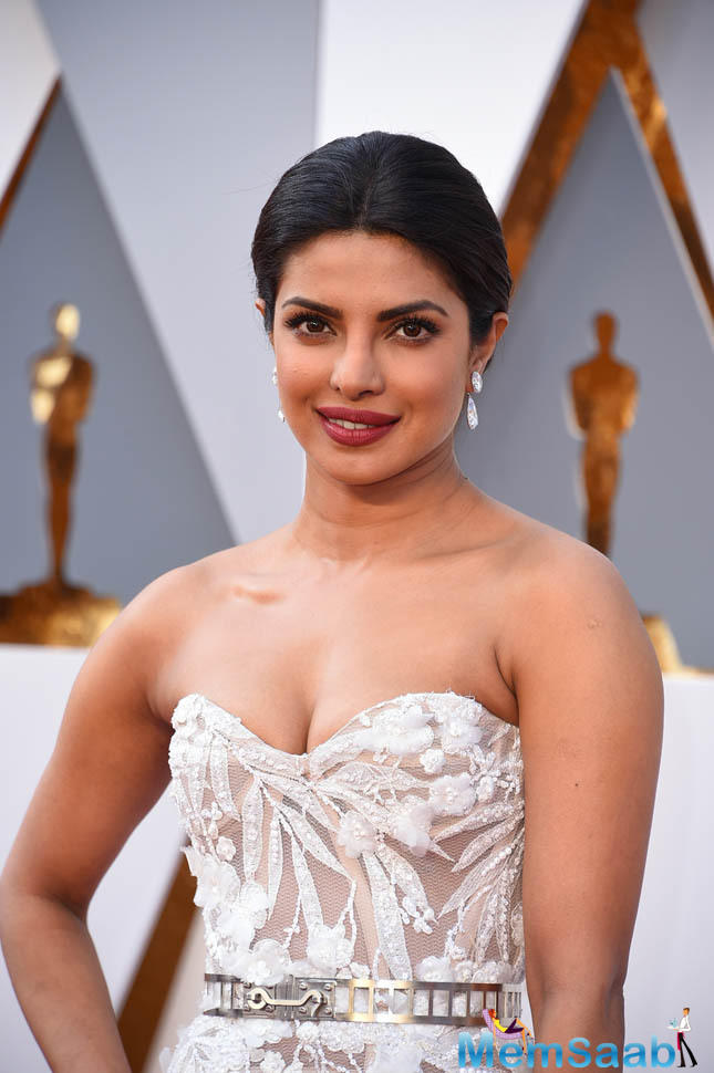A few months ago, before Priyanka, Deepika Padukone also made the country proud by entering the 2016 Forbes list of the world's highest paid actresses.