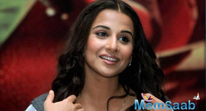 The source close to Vidya Balan said she was detected with dengue yesterday  now the actress is stable and hasn't been taken to the hospital.