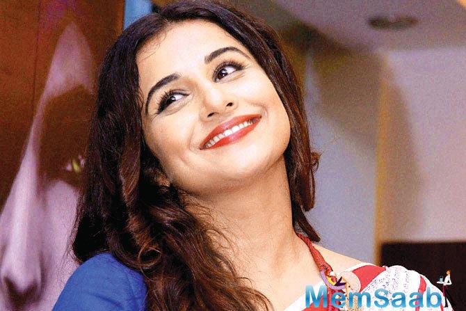 Vidya Balan has wrapped up the shoot of historical drama film  Begum Jaan.