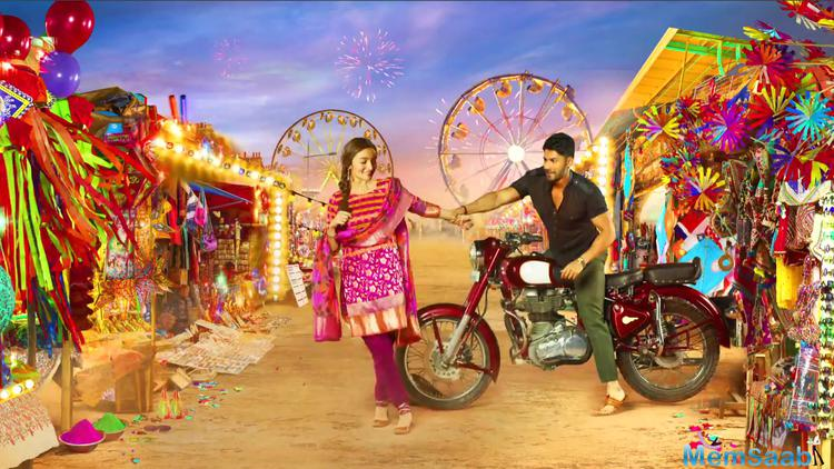 The duo Varun Dhawan and Alia Bhatt share screen space together and are hoping their pairing will score a big hit yet again with Badrinath Ki Dulhania, the second installment in the Dulhania franchise.