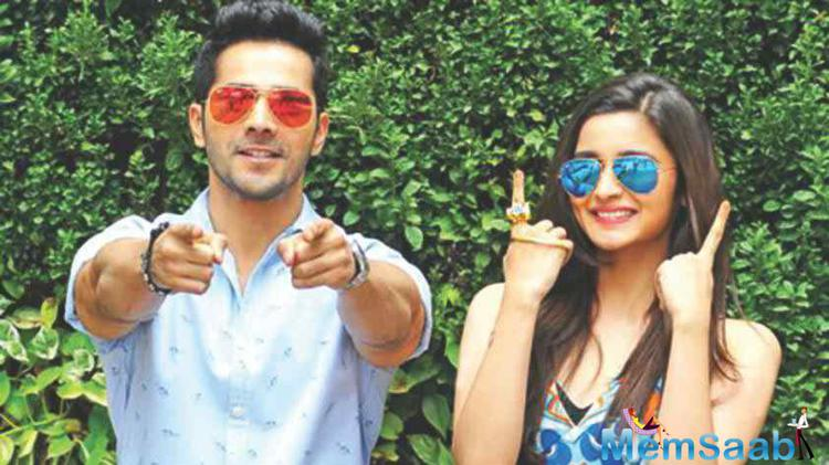 The movie, which is helmed by Shashank Khaitan, has seen a lot of speculation surrounding its theme. The actors previously worked together in Student of the Year and Humpty Sharma Ki Dulhania.