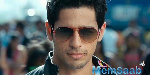 Sidharth feels he has learnt a lot from Baar Baar Dekho as the film has helped made him grow as an artist as well as a person. It is produced by Karan Johar, Ritesh Sidhwani and Farhan Akhtar under Dharma Productions and Excel Entertainment.