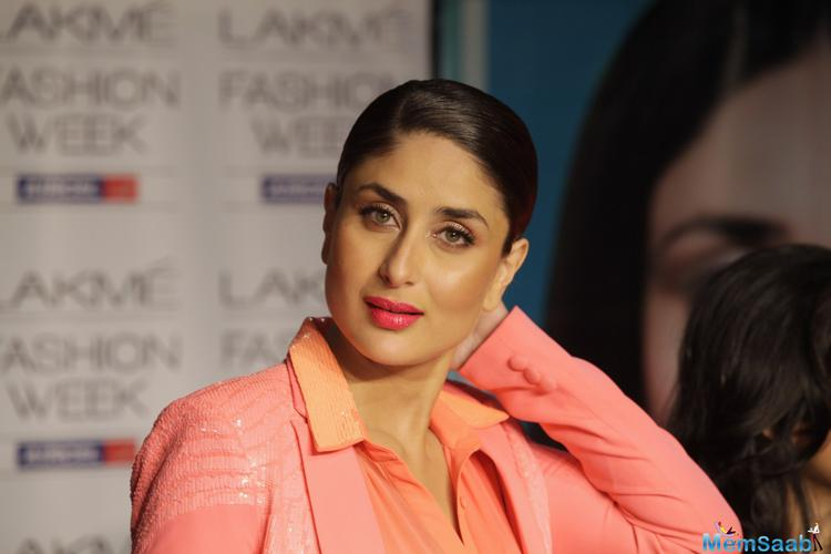 Kareena Kapoor Khan was seen in Abhishek Chaubey's film Udta Punjab.The actress said I think everybody has hits and flops…even I have had flop films. I don't think anything deters the stars and stardom in his eyes.