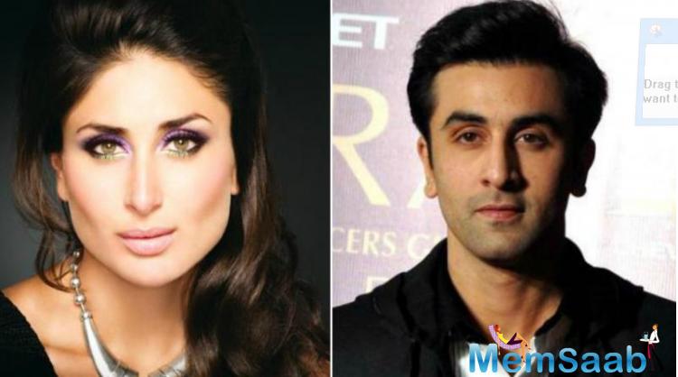 "Kareena Kapoor said ""Ranbir Kapoor is the superstar of our Hindi film industry. I don't think anything can shake him -bring him down."