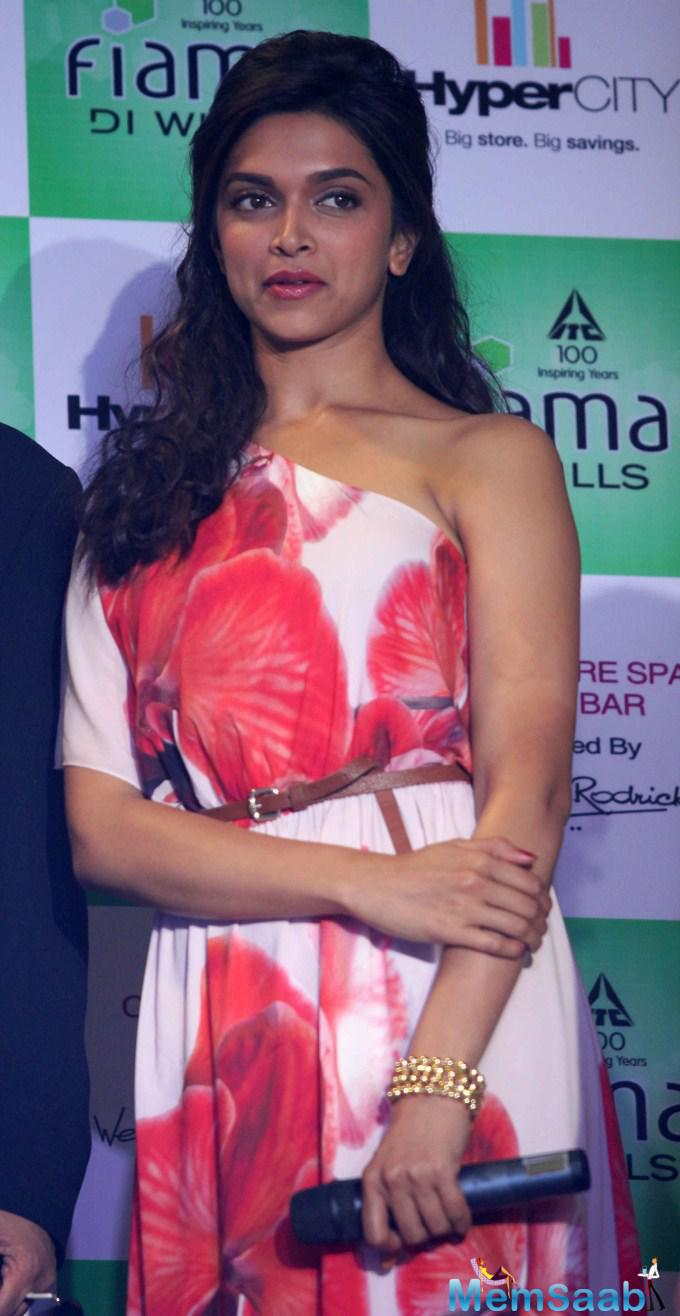 Deepika Padukone, who will next be seen in Sanjay Leela Bhansali's Padmavati opposite Ranveer Singh, she said she tries to be part of scripts that would hopefully live on for many years.