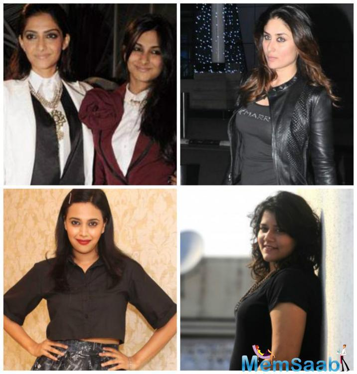 On the other hand star kids like herself, Alia, Shraddha, Sonakshi got easy access in the industry and said,