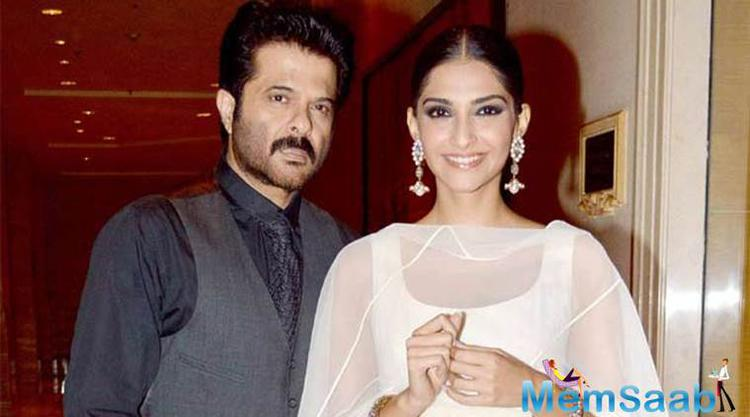 Sonam Kapoor, who last seen in Neerja and is busy shooting for Veere Di Wedding, says, she lost many movies because of Anil Kapoor daughter.