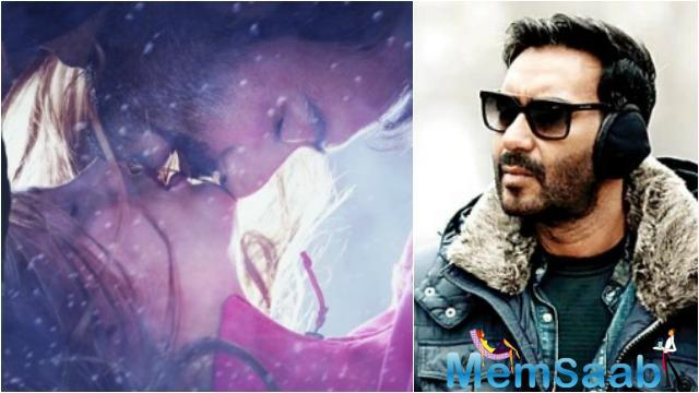 As per the report, He will be seen locking lips with his Shivaay co-star Erika Kaar in the new song  Darkhast