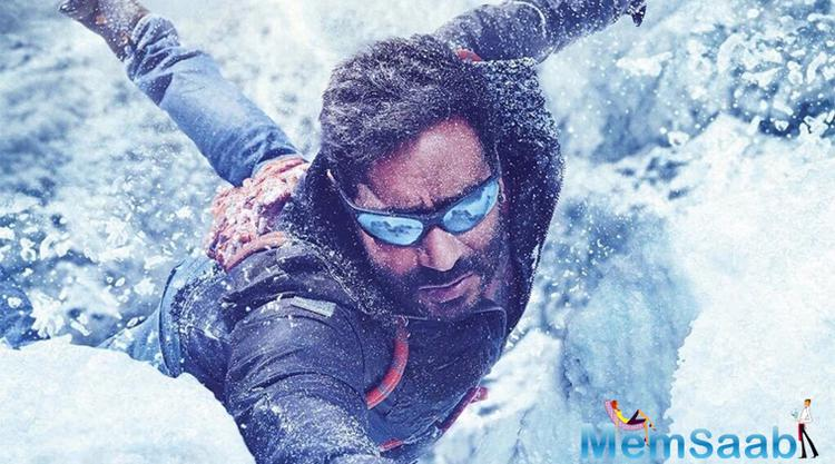 Shivaay also stars Sayyeshaa Saigal, and will hit the screens on October 28 when it will clash with Karan Johar's Ae Dil Hai Mushkil. The song releases on Wednesday.