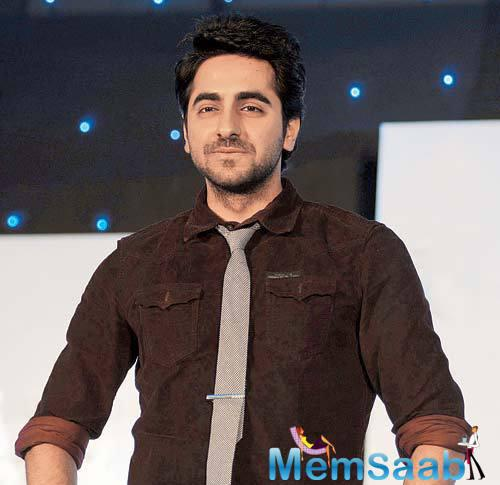 Actor-Singer Ayushmann Khurrana now has a wish to be a producer.