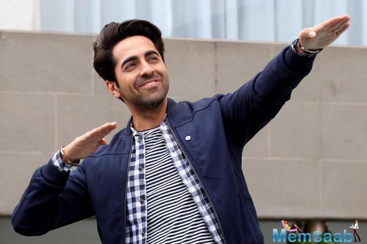 "Multi-talented Ayushmann hands are full of acting and music projects, but I desire to produce films some day. I would want to take up with producing a music video,"" he says."