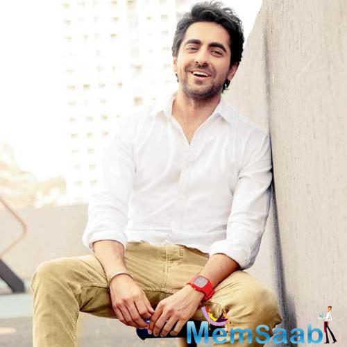 These days, many Bollywood singers have composed music for movies, But Ayushmann doesn't want to follow them.