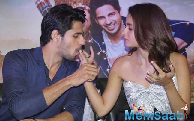 "According to a report the ""Kapoor & Sons"" co-stars Alia Bhatt and Sidharth are on a temporary break as they want to give each other some space and utilise the time away for their personal and professional benefits."