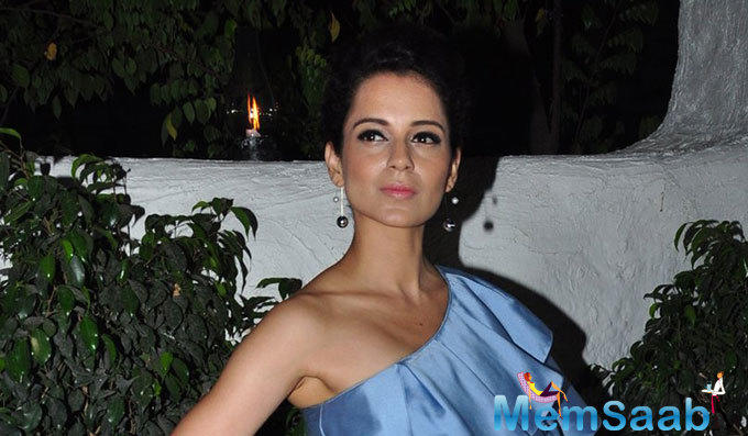 The acting queen Kangana Ranaut is the second-star friend to be enlisted by Sonu Sood for his debut production venture, Tutak Tutak Tutiya.