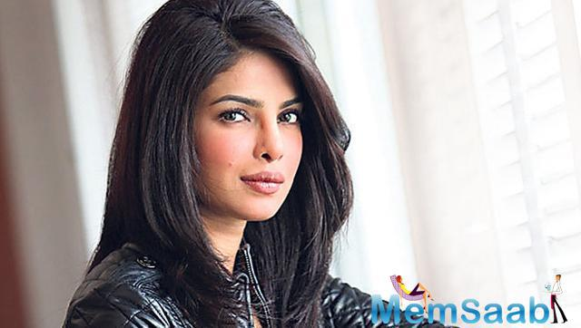 Recently, Priyanka Chopra wrapped up the second season of her American TV series 'Quantico', and currently she is in promoting spree.