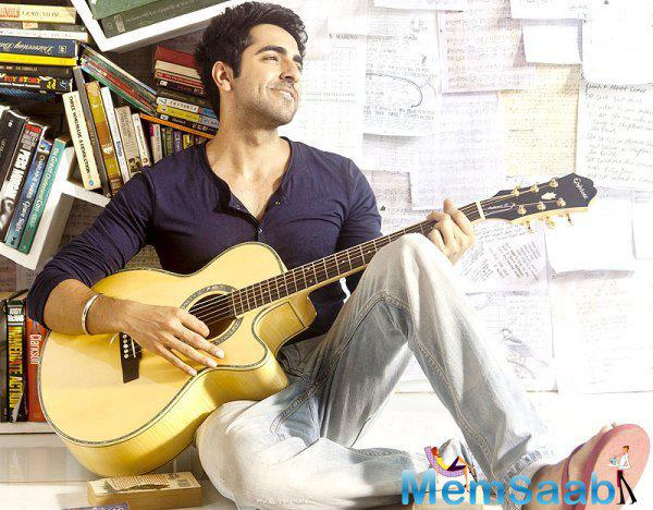 32 year Ayushmann said it would be right to say that I am a mixture of both actor and singer. My life is incomplete without music